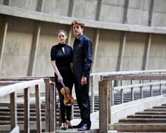 DeMaeyer/Kende - violin, piano duo